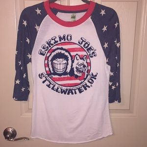 Eskimo Joe's shirt